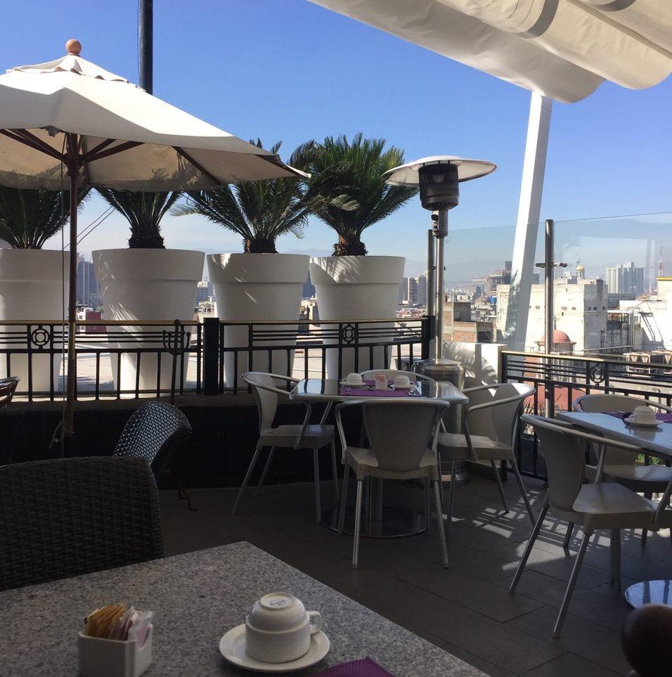 Terraza Liverpool Un Gran Concepto En Restaurantes