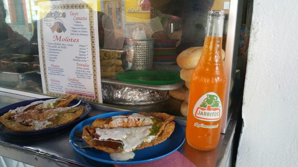 Antojitos Acapulco, vamos por un molote – Restaurantes Puebla
